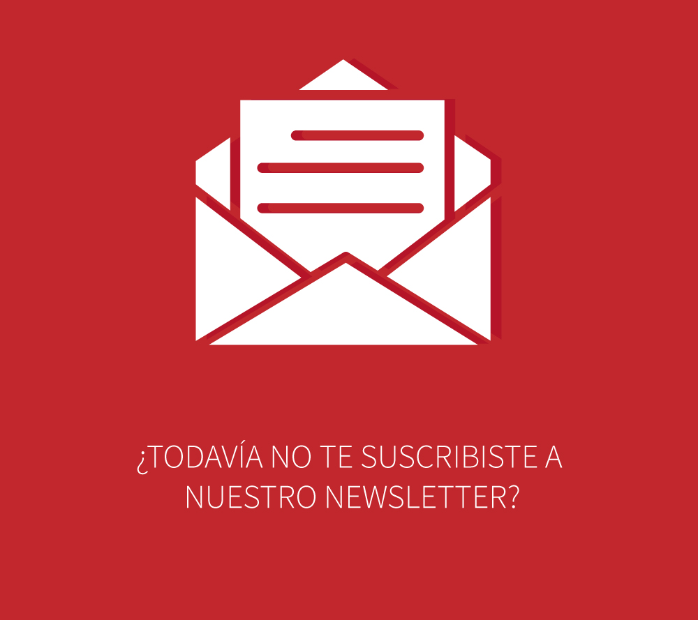 Imagen Mailing para Suscripcion de Newsletter