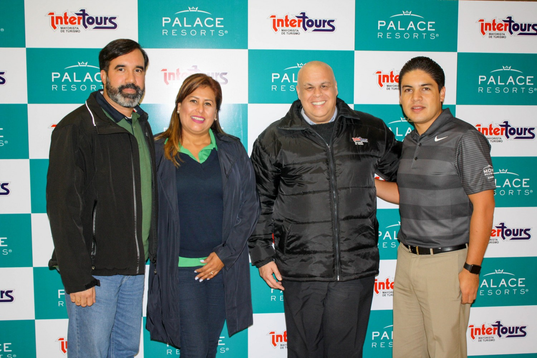 Alejandro Ocampos, Cristina Manfrino,  Alejandro Salza y Julio Villaseca