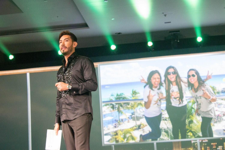 Leonel Reyes director corporativo de RCD Hotels