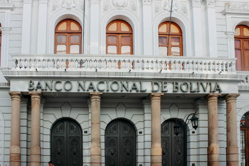 Sucre, Bolivia destino Amaszonas Líneas Aereas