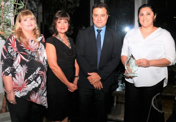 Representantes de Amadeus con representantes de Amitour