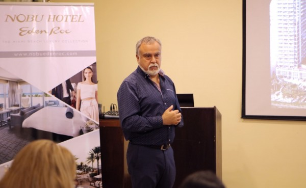 Jorge Bravo Barría, Executive Senior Luxe Brands LATAM