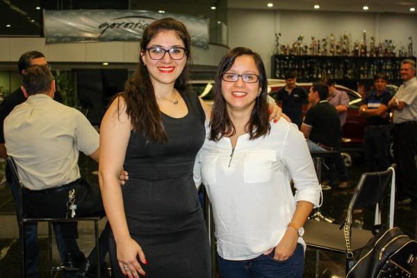 Maura Barreto de DTP y Claudia Cano de Assist Card