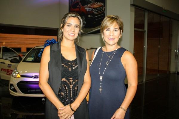 Patricia Quevedo y Sylvia Prono