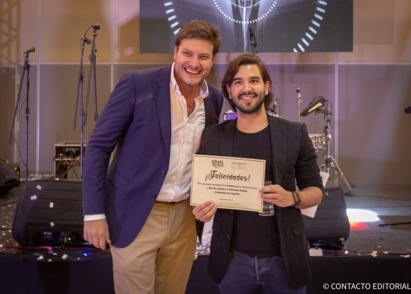 JOse Carlos Brunetti y Marcelo Castelnovo