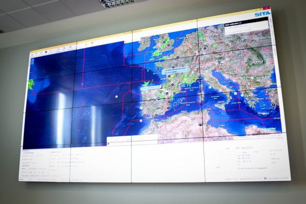 Centro de Control de Operaciones (OCC) en Llucmajor, Palma de Mallorca