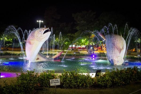 Plaza de la Libertad, Bonito