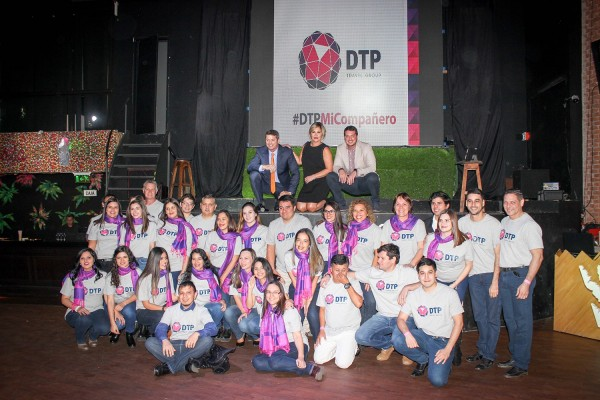 Equipo de DTP Travel Group