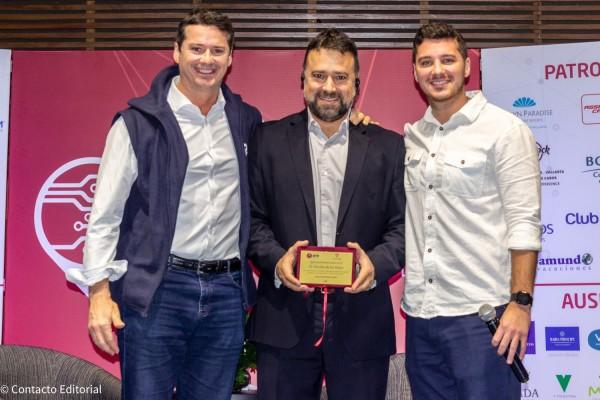 David Prono, Nicolas de los Reyes y Joaquin Prono