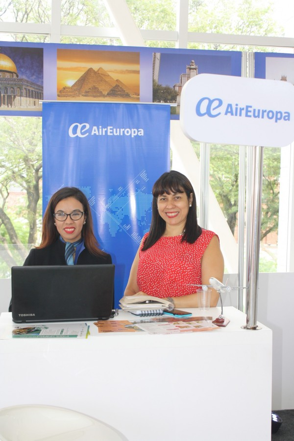 Representantes de Air Europa