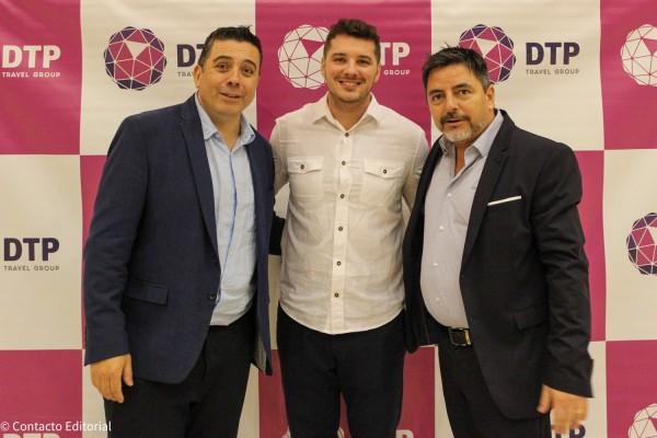 Jorge Ravenna, Joaquin Prono y Hugo Dopazo