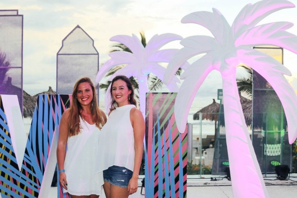 Gabriela Morales y Paloma Sanchez