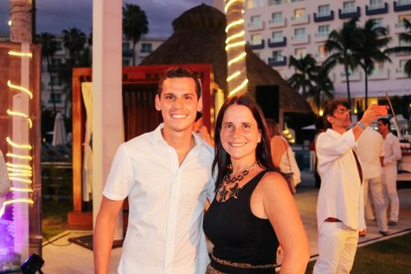 Carlos Pavon y Josfina de Zan