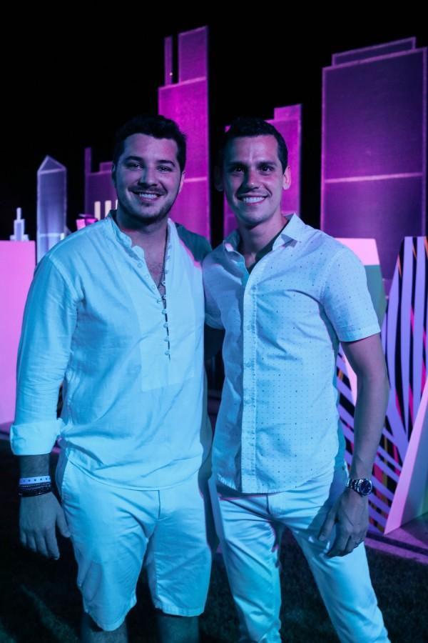Joaquin Prono y Carlos Pavon