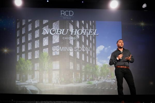 Enrique Martin del Campo, vicepresidente de RCD Hotels