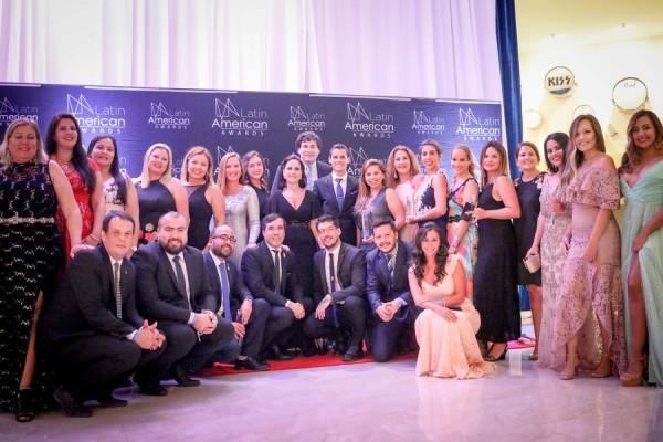 Paraguayos participantes del Fam Fest LATAM 2018
