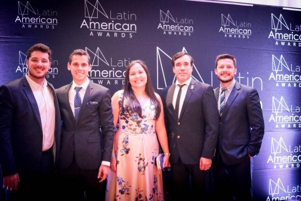 Joaquin Prono, Carlos Pavón, Analia Rojas, Alejandro Ocampos y Guillermo Miranda