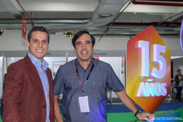Carlos Pavon y Alejandro Ocampos