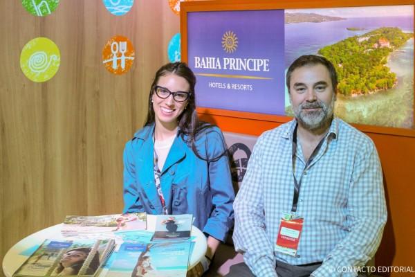 Patricia Repetto y Gustavo Mesa