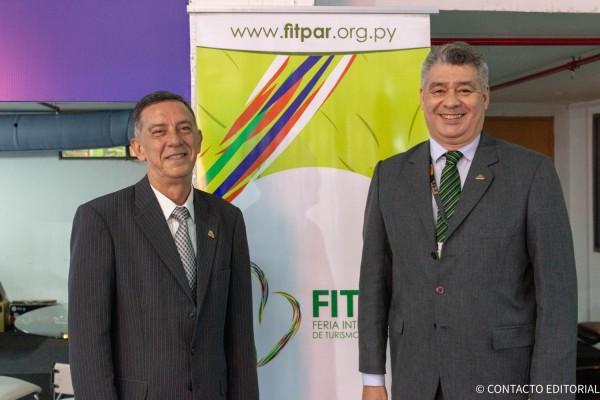 Victor Pavon y Osvaldo Morinigo
