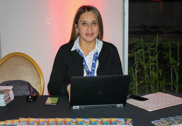 Monica Zavan de Copa Airlines