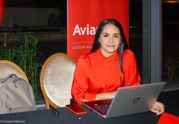 Ingrid Leguizamón de Avianca