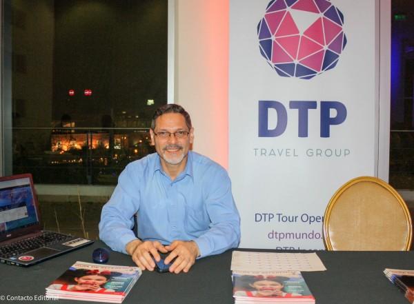 Dario Villagra de DTP Travel Group