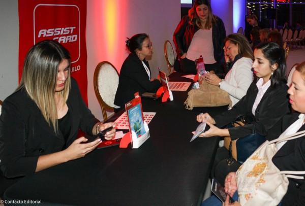 Ejecutivas de Assist Card Paraguay
