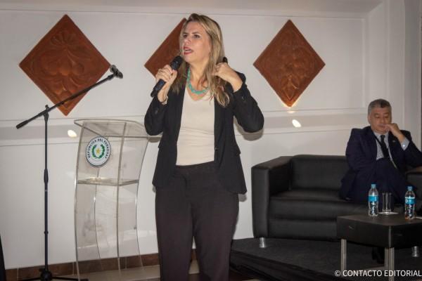 Liz Cramer, ex Ministra de la Senatur