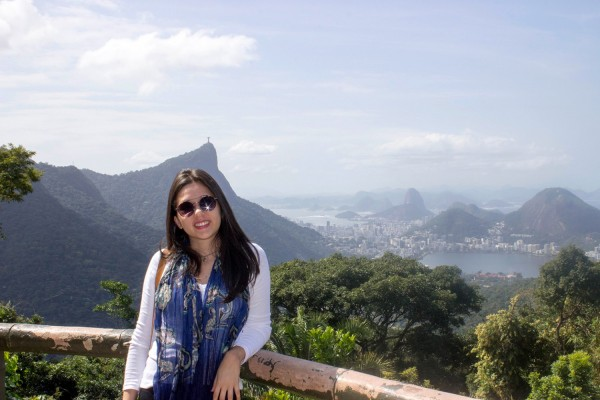 Ana Cazelato de la Embratur
