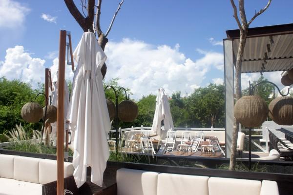 Restaurant del UNICO 2087 Riviera Maya