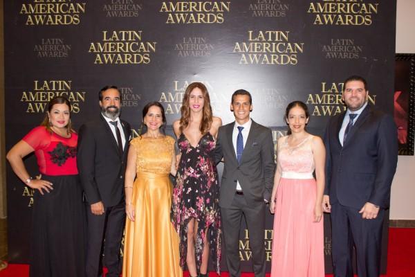 Analia Gonzalez, Alejandro Ocampos, Josefina de Zan, Lara Tomassi, Carlos Pavon, Graciela Zalaya y Christian Correa