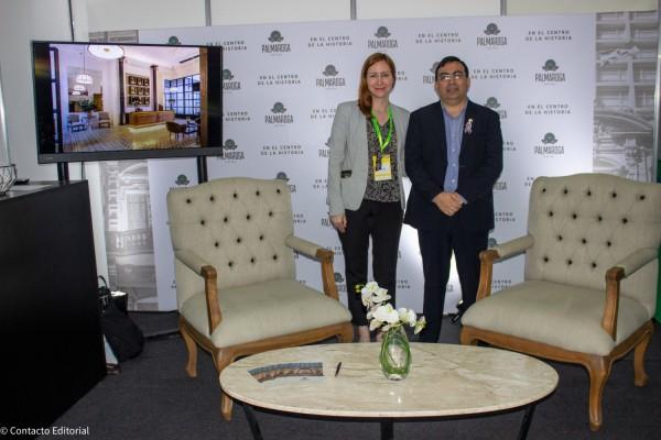 Alicia Barrios y Emilio Yegros