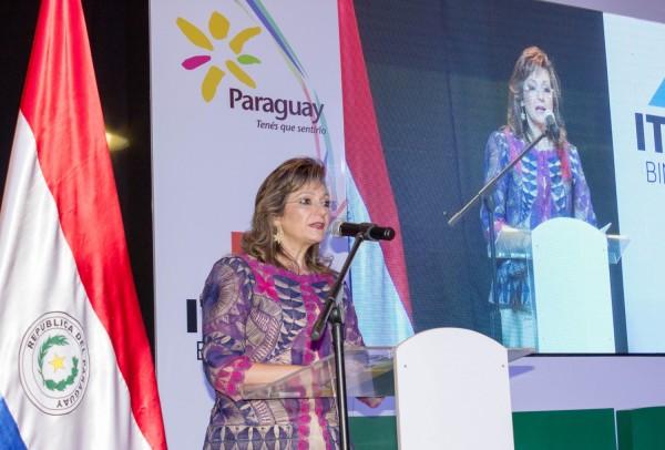 Marcela Bacigalupo ministra de Turismo