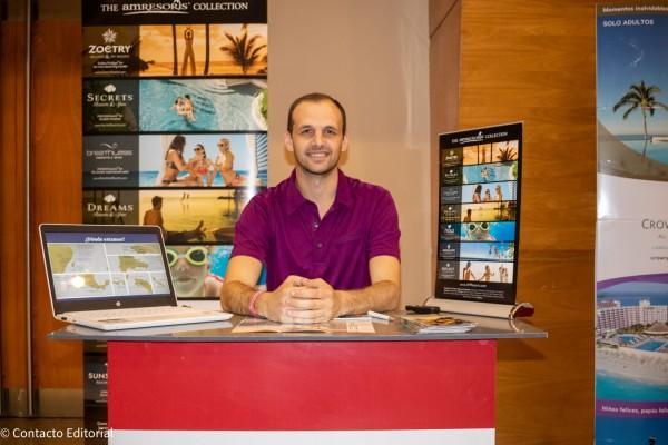 Fernando Decundo, ejecutivo comercial de AM Resorts