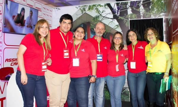 Equipo de Assist Card Paraguay