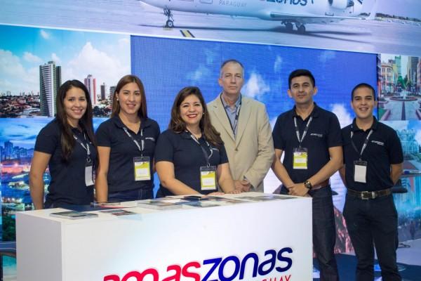 Equipo de Amaszonas Paraguay