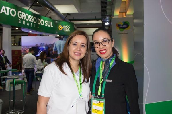 Mercedes Maciel y Raquel Arce