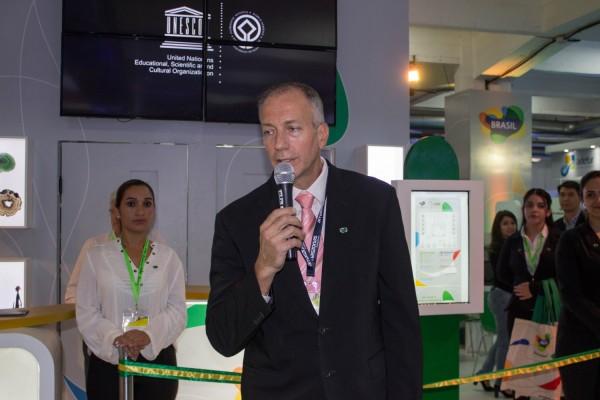 Romulo Campos Gerente General de Amaszonas Paraguay