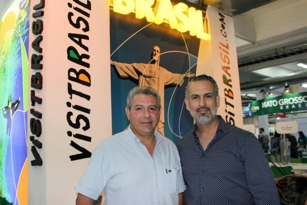 Mario Acosta y Cesar Moran