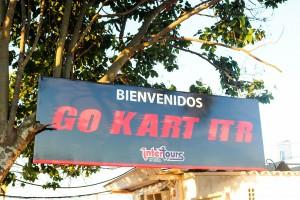 Competencia Go Kart ITR