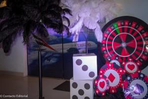 Presentación de Casino Maral en Asunción