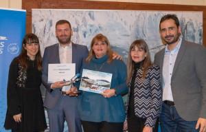 Aerolineas Argentinas premia a las mejores agencias de Paraguay y Uruguay