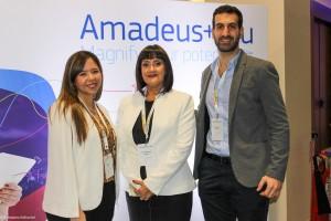 """""""Amadeus+You: Magnify your potential"""" se presentó en Asunción"""