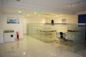 Nuevas oficinas de Air Europa en Asunción