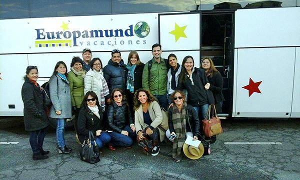 Dtp europamundo air europa y assist card en fam tour por - Oficinas de air europa ...