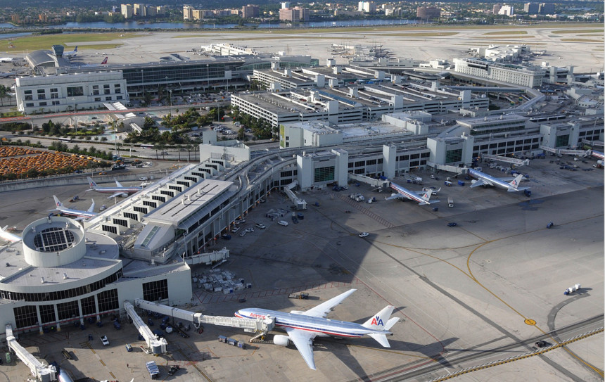 MIA International Airport