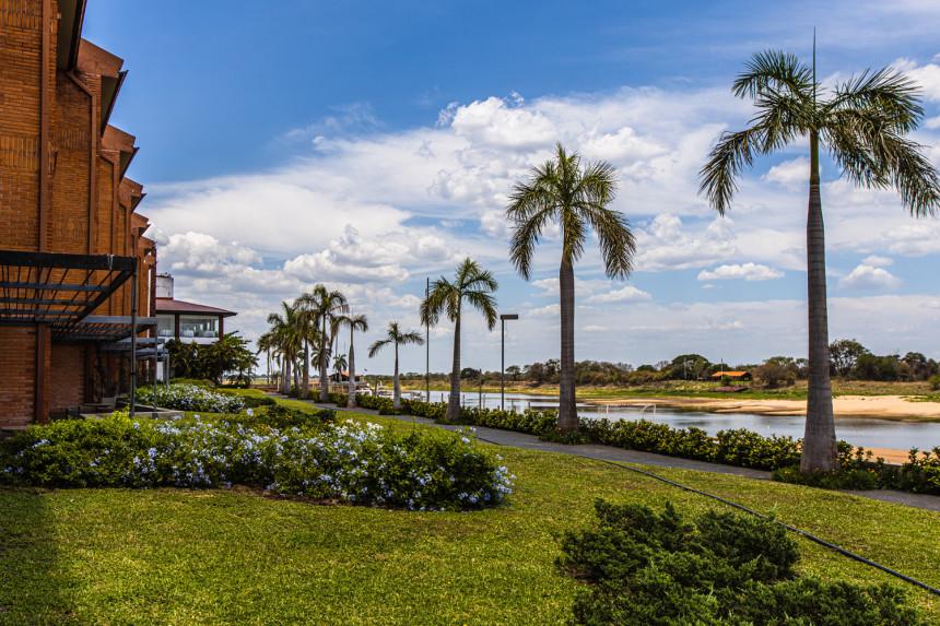 Avistamiento de Aves, nuevo producto del Resort Yacht y Golf Club Paraguayo