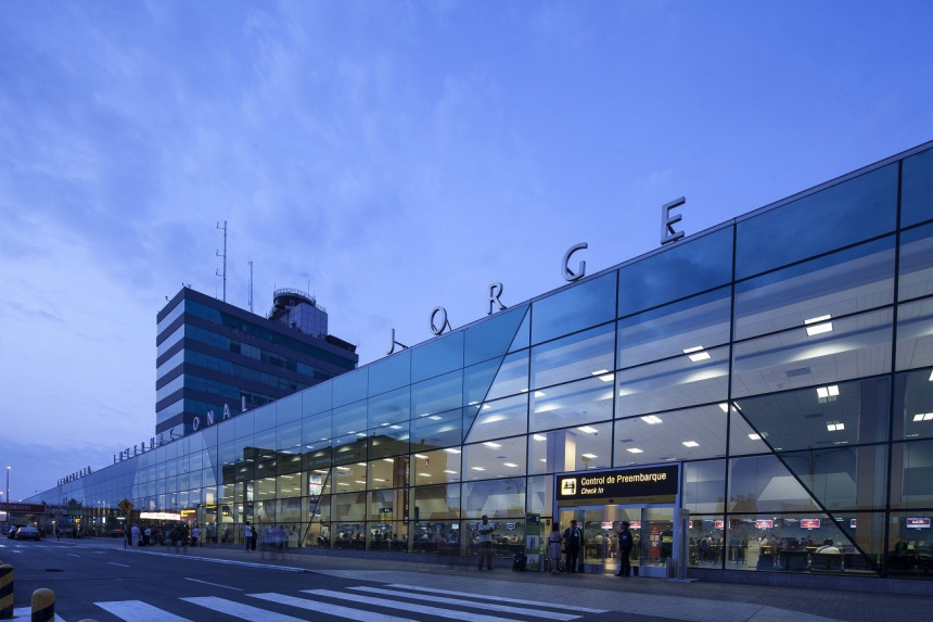 Aeropuerto Internacional Jorge Chavez