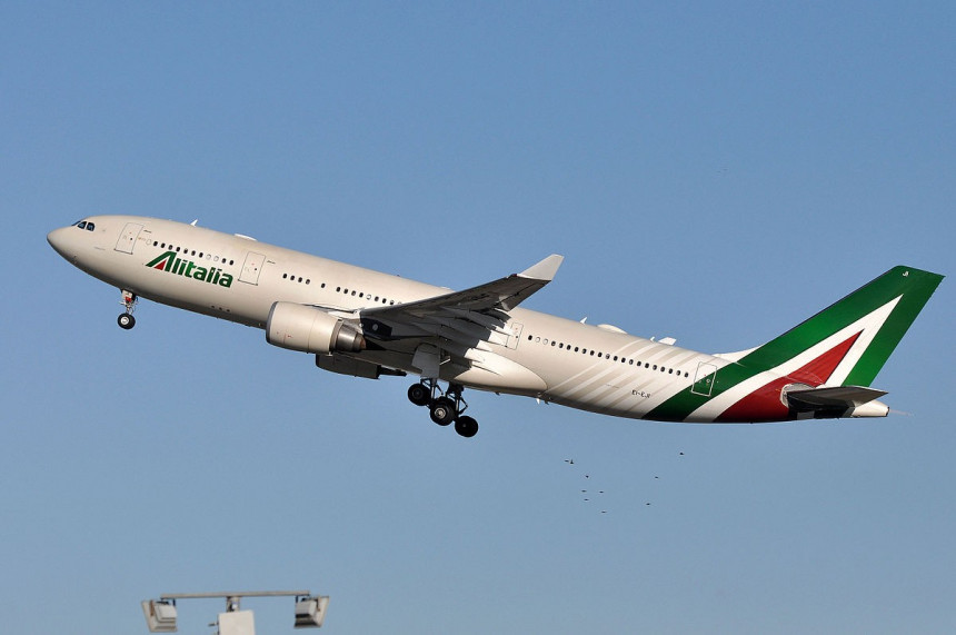 Alitalia anuncia retorno a Brasil y Argentina